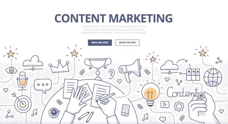 Content Marketing – Weshalb man Kunden einen Mehrwert bieten sollte